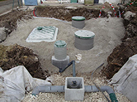Assainissement de Fosse à Hatten : Fosse Septique, Installation , Désinstallation, Raccordements, Viabilisation